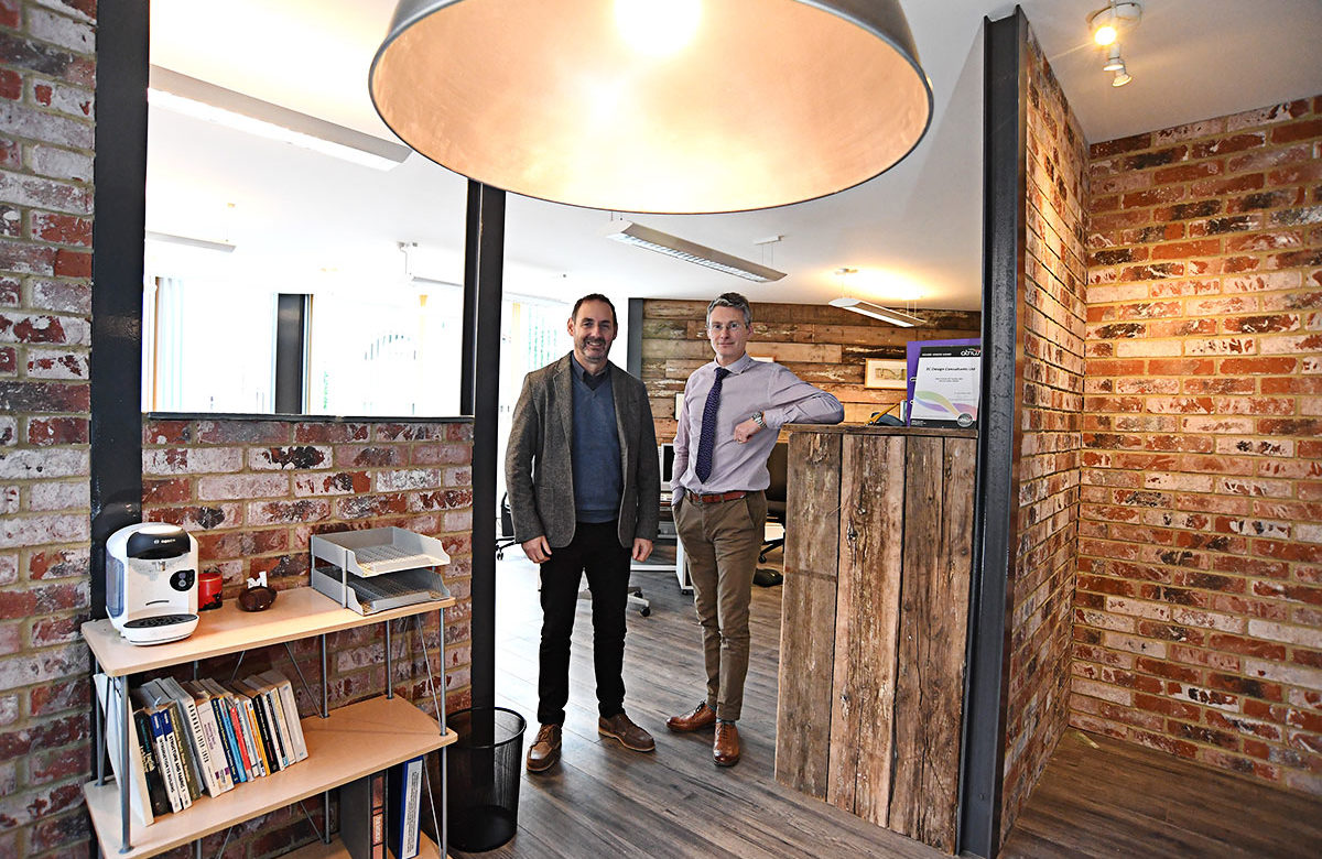 2C Design Consultants has bought an 80sqm unit at Electric Wharf