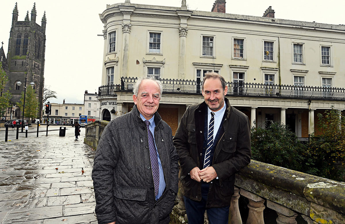 Ambitious plans to regenerate the Old Town of Leamington Spa